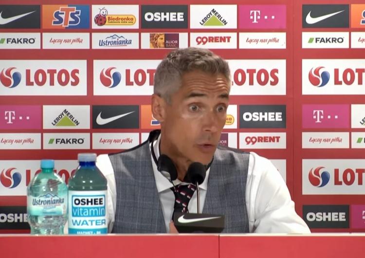 Wiemy, ile Paulo Sousa zarabia za prowadzenie polskiej kadry.