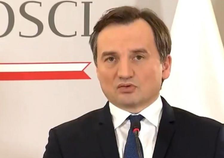 Ziobro: Mam trudne relacje z premierem Morawieckim, ale w tym wypadku postąpił słusznie