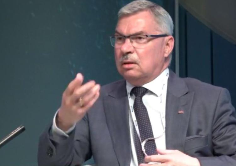 Krzysztof Dośla na debacie I Forum Morskiego RG Trwa I Forum Morskie Radia Gdańsk. Krzysztof Dośla: