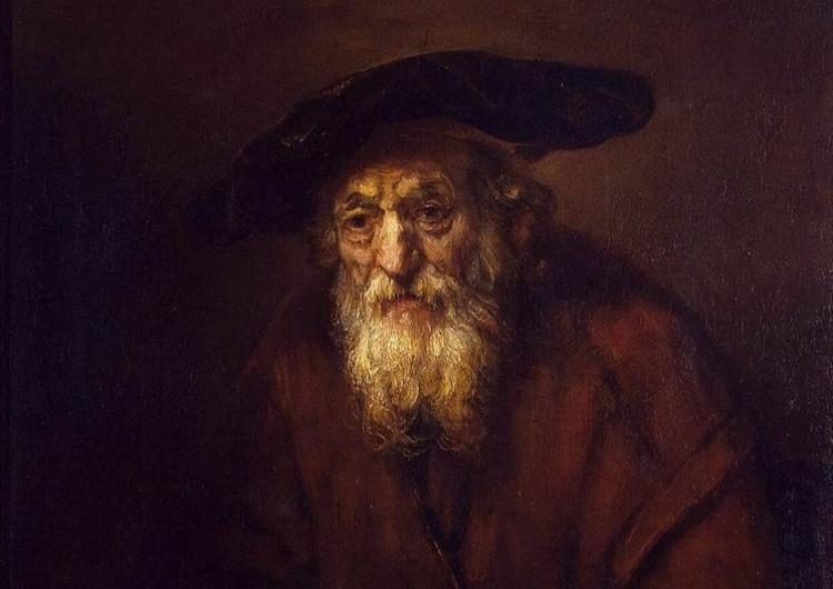 portret starego Żyda Rembrandta Paweł Jędrzejewski: Miasto Kraków właśnie uznało że