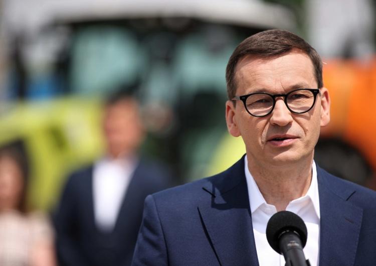 Łukasz Gągulski Premier: