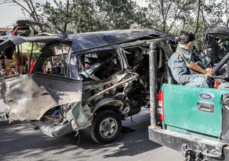 Ataki bombowe w Kabulu. Co będzie po wycofaniu się zachodnich wojsk?