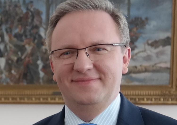 Krzysztof Szczerski Szczerski: Traktat polsko-niemiecki o dobrym sąsiedztwie nadal nie w pełni zrealizowany