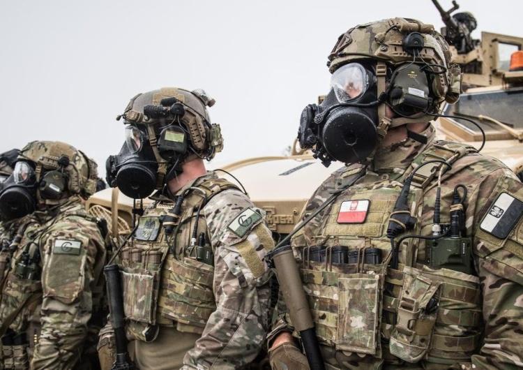 komandosi jednostki wojskowej