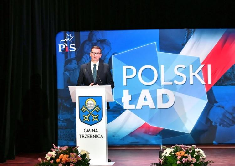 Premier Morawiecki: Wywalczyliśmy największe w historii UE środki