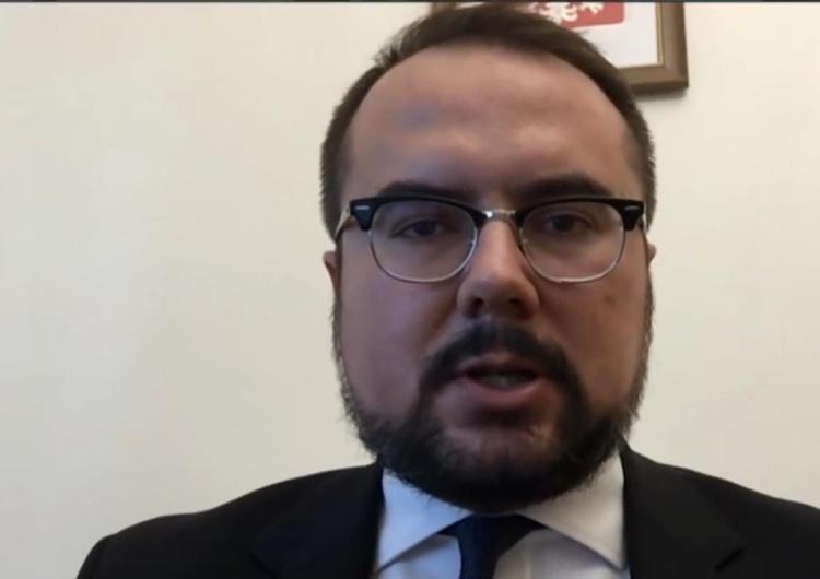 Paweł Jabłoński [video] Wiceszef MSZ:
