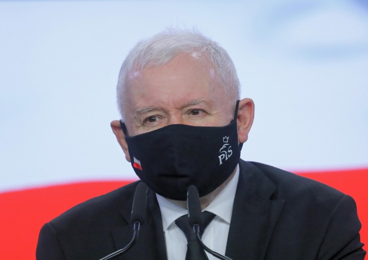 Jarosław Kaczyński [Tylko u nas] Cezary Krysztopa: Kaczyński wychodzi z okrążenia