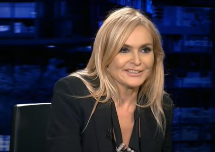 Dziennikarka Monika Olejnik Poruszające wyznanie Moniki Olejnik. Dziennikarka wspomina o synu
