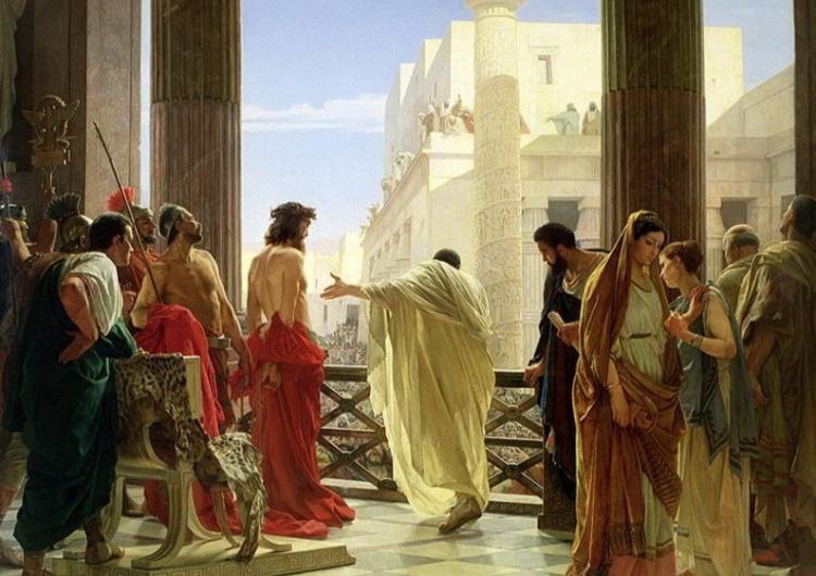 Comprendre la foi catholique [chronique de l'abbé Mateusz Markiewicz]: sous Ponce Pilate