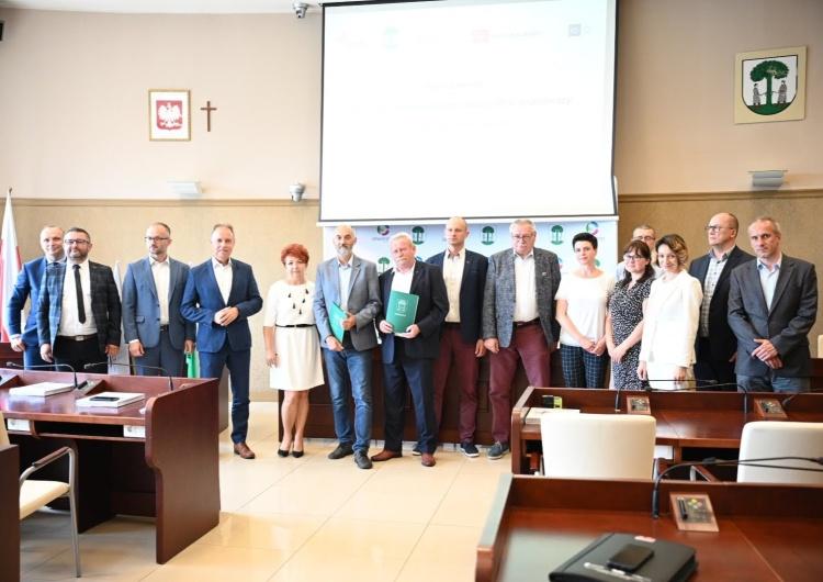 W Jaworznie podpisano porozumienie dotyczące wprowadzenia standardów współpracy i dialogu społecznego
