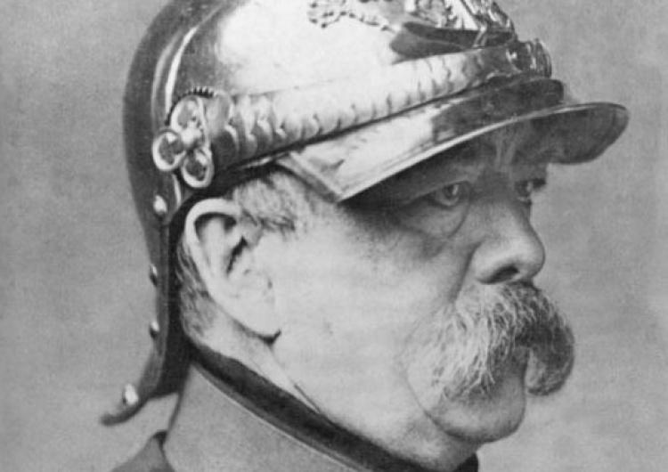 Otto von Bismarck Prof. Romuald Szeremietiew: Dlaczego Polacy troszczą się o bezpieczeństwo, a Niemcy pragną nad innymi dominować