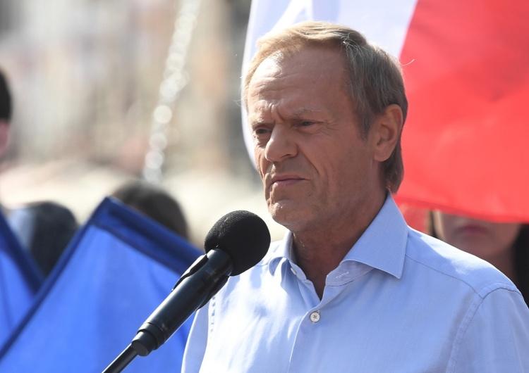 Donald Tusk Grzegorz Gołębiewski: Gdańska