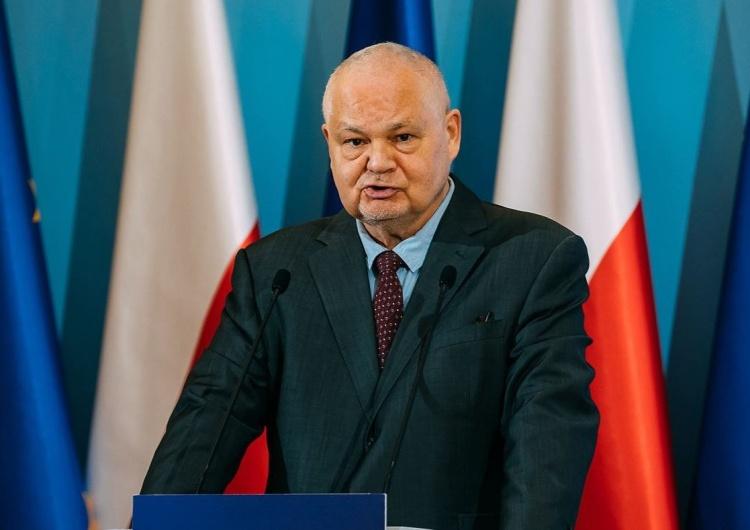 Adam Glapiński Glapiński:
