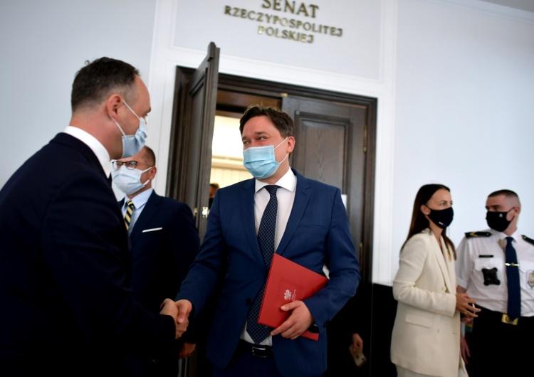Senat zdecydował. Prof. Marcin Wiącek powołany na Rzecznika Praw Obywatelskich