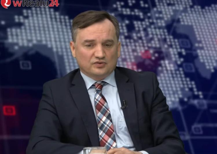Ziobro: nie ma możliwości realizacji bezprawnych postanowień TSUE