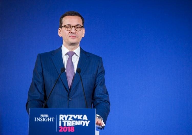 Premier w środę porozmawia z częścią ministrów o projektach ustaw realizujących Polski Ład