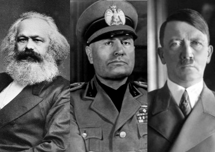 Marks, Mussolini, Hitler Uczniowie Marksa? Prof. Marek Bankowicz: