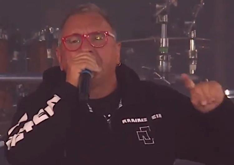 Jerzy Owsiak [VIDEO] Owsiak o