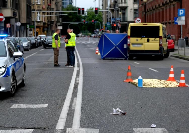 Dramat w Katowicach: 19-latka zginęła pod kołami autobusu