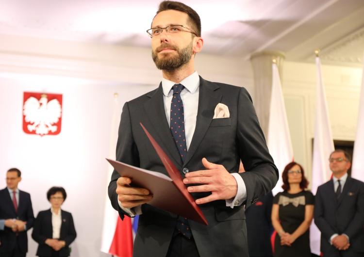 Wicerzecznik PiS, poseł Radosław Fogiel Europoseł PiS: Radosław Fogiel nowym wiceprzewodniczącym ECR