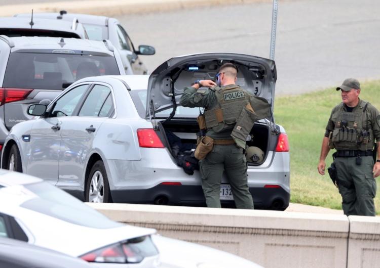 Fot. ilustracyjna Zagadkowe śmierci w USA. Już czterech policjantów broniących Kapitolu popełniło samobójstwo