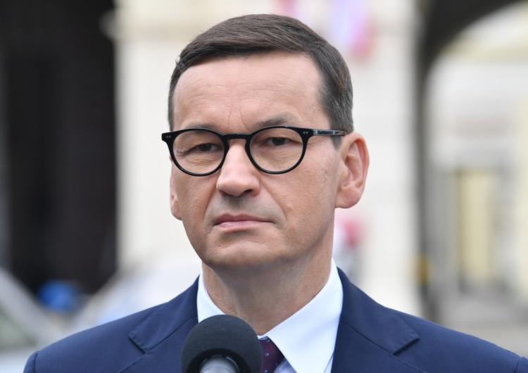 Mateusz Morawiecki Niemieckie media: [Polski] rząd najwyraźniej chce ustąpić w sporze z UE