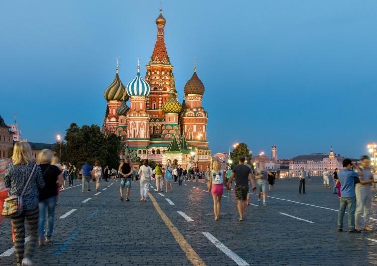 Moskwa, zdjęcie ilustracyjne Rosja wyrzuca estońskiego dyplomatę