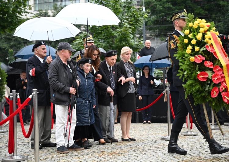 """[NASZA FOTORELACJA] Obchody 77. rocznicy rzezi Woli. """"Tu na każdego czekała śmierć"""""""
