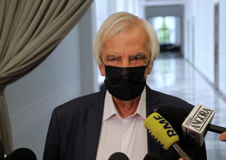 Wicemarszałek Sejmu Ryszard Terlecki Terlecki o oświadczeniu Porozumienia: Będziemy zmierzać do uzgodnień