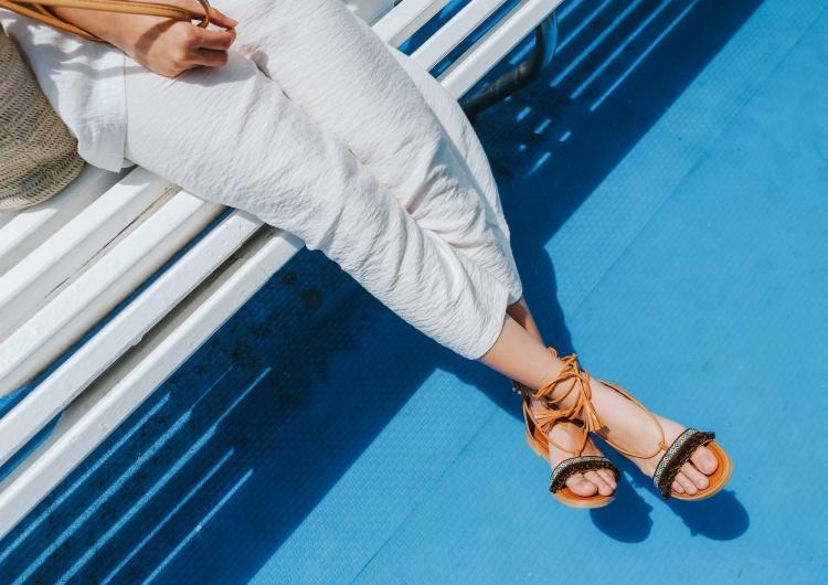 Wygodne i eleganckie obuwie na lato