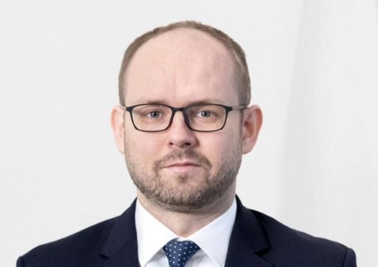Wiceszef MSZ Marcin Przydacz Wiceszef MSZ: Nie uważam, że przedstawiciele UE są od wygłaszania gorzkich słów