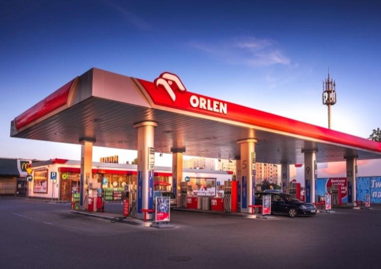 stacja Orlenu Obajtek dla