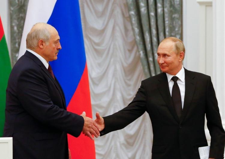 Aleksandr Łukaszenka, Władimir Putin Związek Radziecki bis? Putin i Łukaszenka uzgodnili programy integracyjne Państwa Związkowego