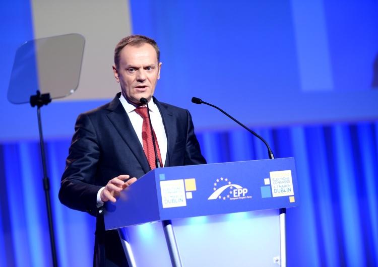 [WIDEO] Tusk nie chce kar finansowych dla Polski? Przypomniano jego wystąpienia sprzed kilkulat