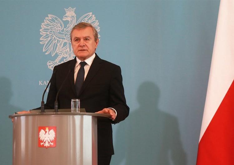 Wicepremier Gliński: Nie damy się wypchnąć z UE