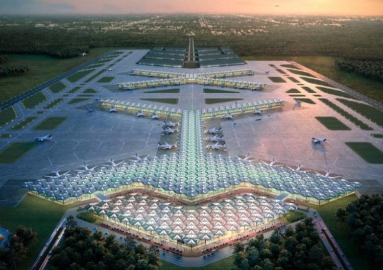 Koncepcja architektoniczna CPK Foster + Partners Horała: Planujemy powołanie Grupy CPK z udziałem m.in. PPL
