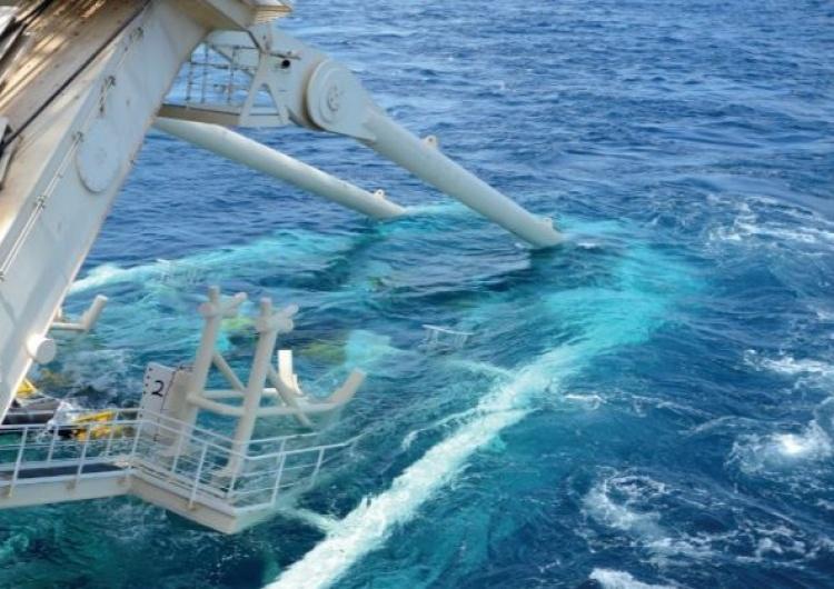 Baltic Pipe Gazociąg podmorski Baltic Pipe dotarł na ląd w Polsce! Poznaj szczegóły operacji