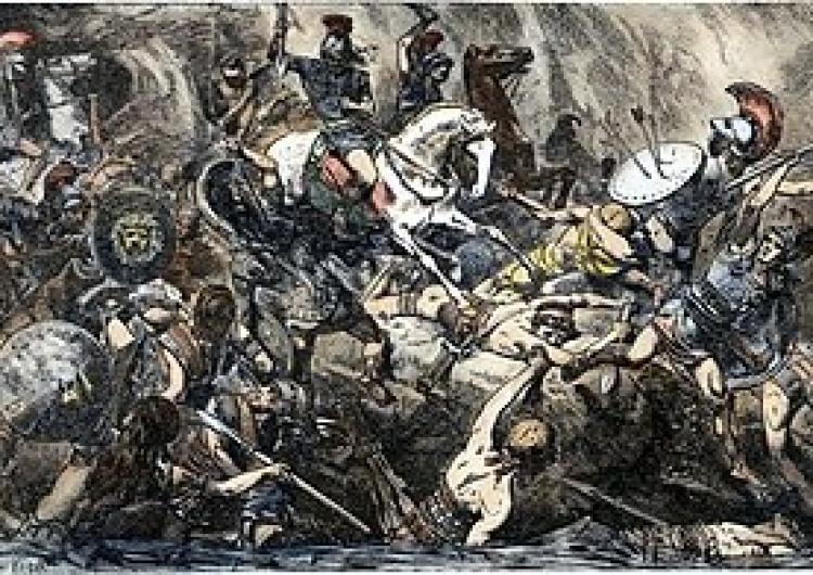 Massacre des Athéniens sur les rives de l'Assinaros. Réquiem pour la démocratie libérale