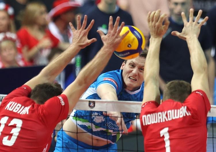 Polska przegrała ze Słowenią 1:3 w półfinale mistrzostw Europy siatkarzy