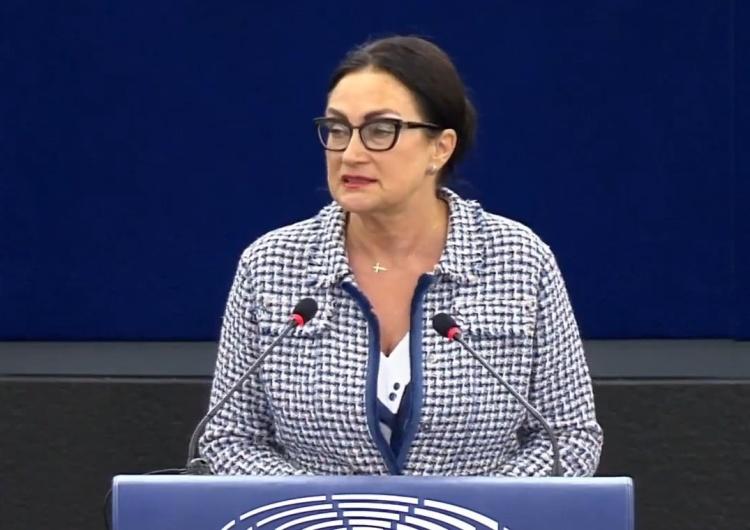 Europoseł Izabela Kloc: Jeżeli Bruksela się nie opamięta, może dojść do wybuchów społecznych