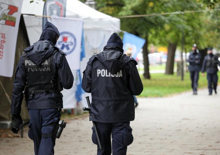 policja po tragedii w Białym Miasteczku 2.0 Tragedia w