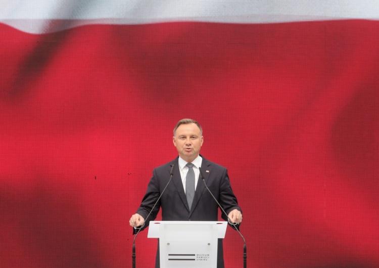 Andrzej Duda Prezydent: odszedł Jerzy Targalski, wolna Polska straciła rycerza walczącego o jej umocnienie