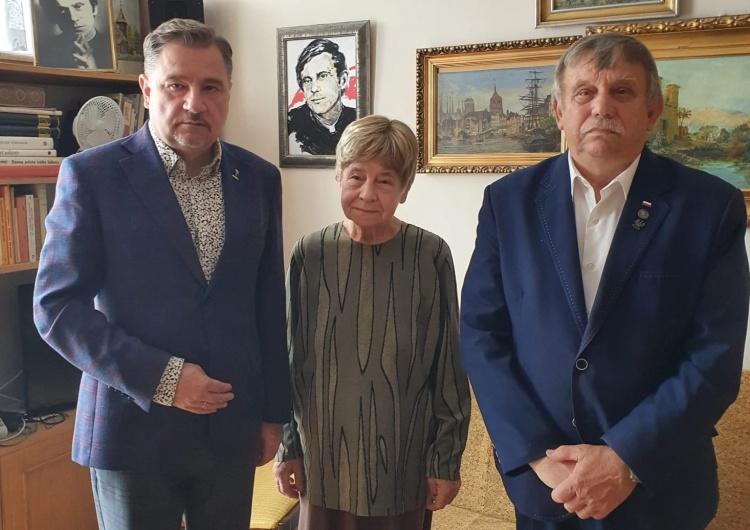 Piotr Duda: Rozmawialiśmy o muzeum Bł. ks. Jerzego w Okopach