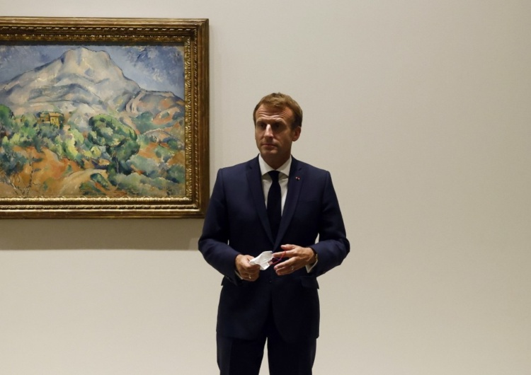 Emmanuel Macron [Tylko u nas] Bruszewski: Powtórka z Afganistanu w Afryce? Paryż myśli o wycofaniu