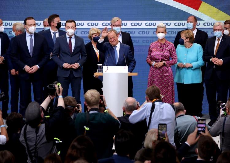 Niemcy: CDU/CSU stworzy szeroką koalicję? Sekretarz generalny partii zabrał głos