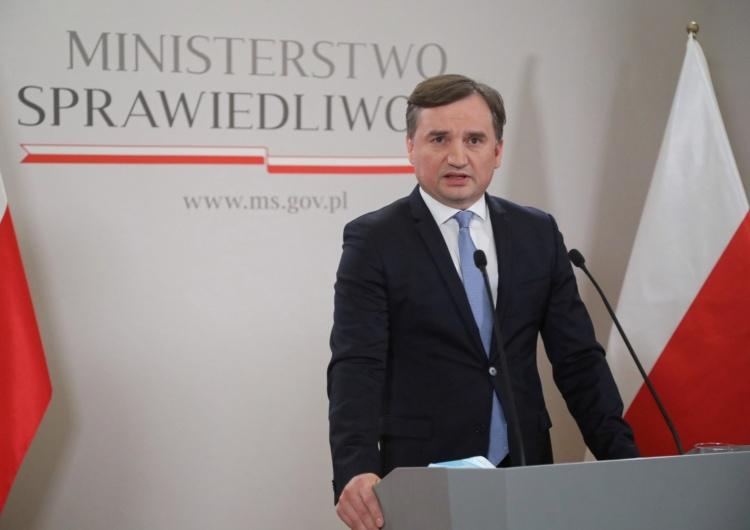 Zbigniew Ziobro Ziobro o reformie wymiaru sprawiedliwości: Jestem po rozmowach z Kaczyńskim