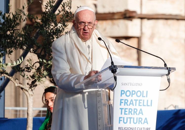 Papież Franciszek Papież inaugurował katedrę ekologii na Uniwersytecie Laterańskim: