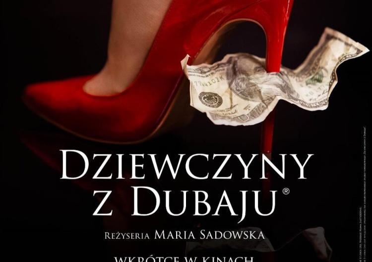 Dziewczyny z Dubaju Oto cena luksusu! Zobacz zwiastun DZIEWCZYN Z DUBAJU®( 26 listopada w kinach)