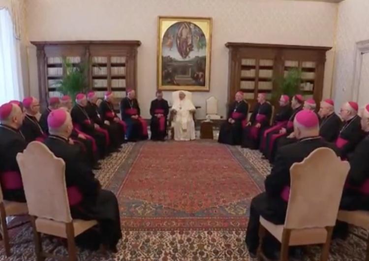 Papież Franciszek i polscy biskupi Polscy biskupi u Franciszka: