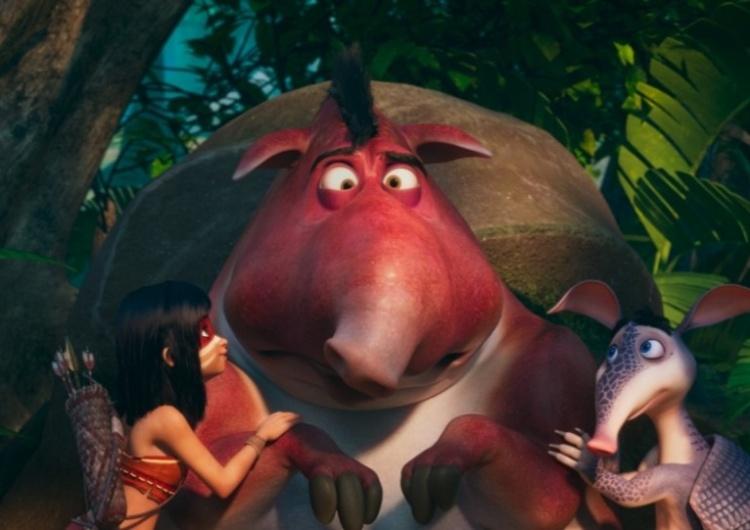 Ainbo Odkryj piękno amazońskiej dżungli! AINBO - STRAŻNICZKA AMAZONII (15 października w kinach)